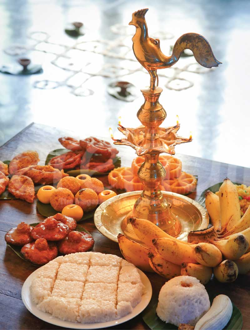 Auspicious april a selection of delicious sinhalese and tamil festive sweetmeats large quantities of these delicacies are prepared in advance to be enjoyed by the family m4hsunfo