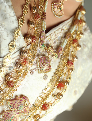 The Distinctive Variety Of Necklaces That Define Kandyan Bridal Jewellery